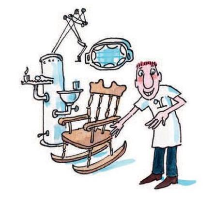 Со стоматологом — как с духовником